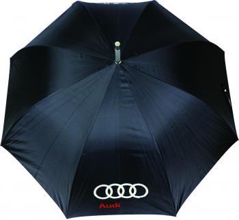 ร่มตอนเดียว 24 นิ้ว โลโก้ Audi